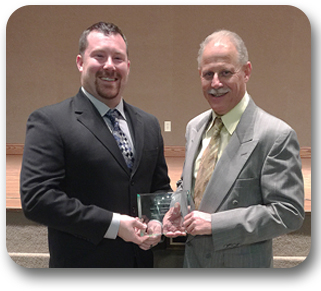 TOPP Industries Receives 2015 Fulton County Large Business of the Year Award