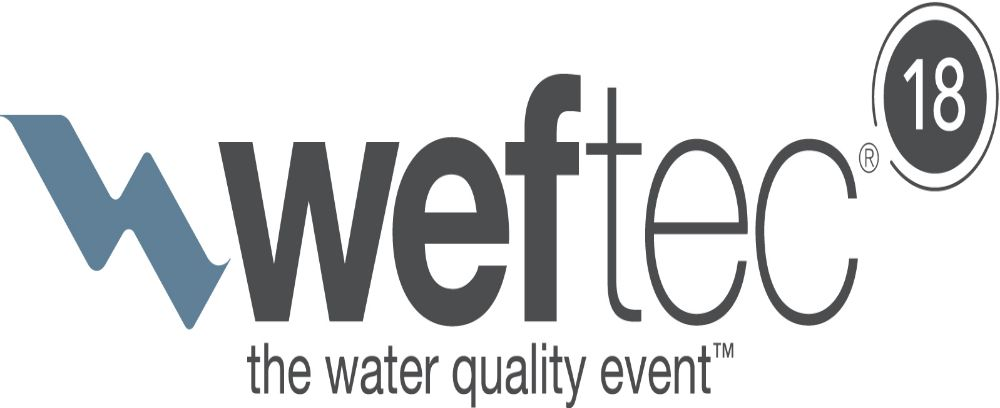Join Us at WEFTEC 2018!